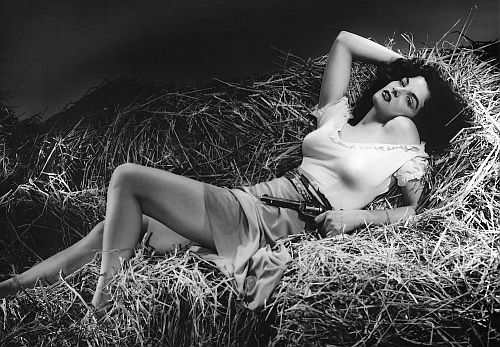 Jane Russell is Rio