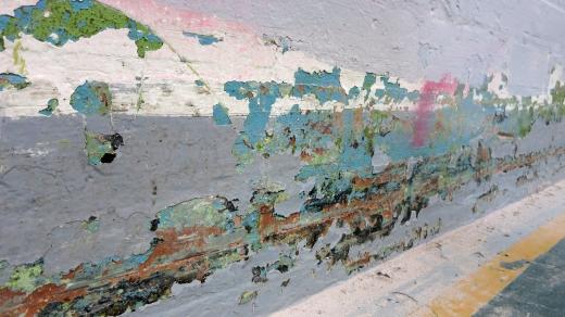 Spode wall